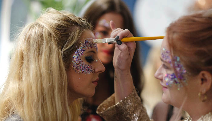 Face painting + temporary tattoo-festa-laurea